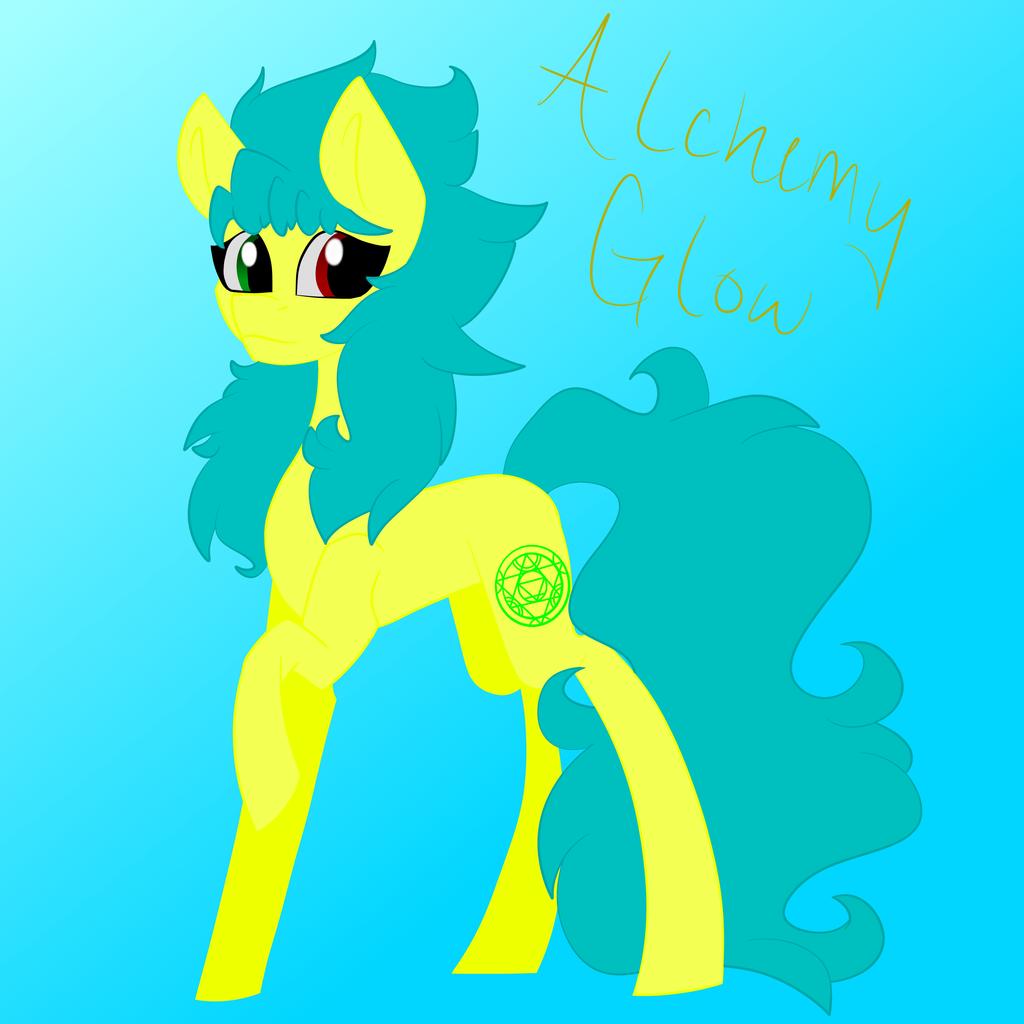Alchemy Glow by MischievousArtist