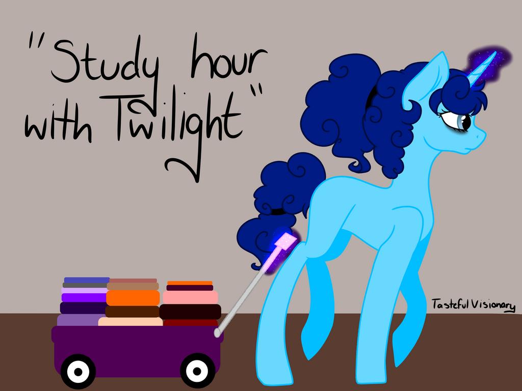 Study Hour by MischievousArtist