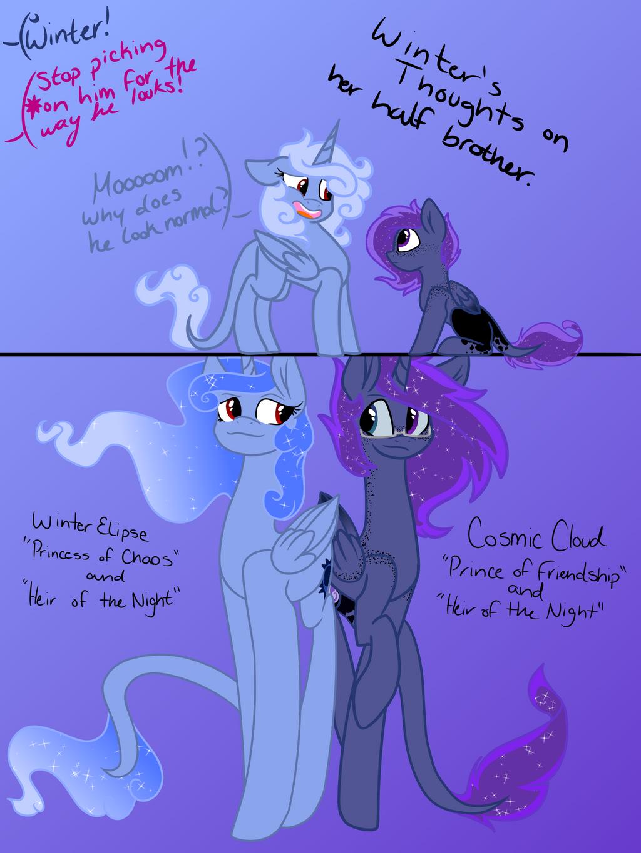 Luna Spawns by MischievousArtist