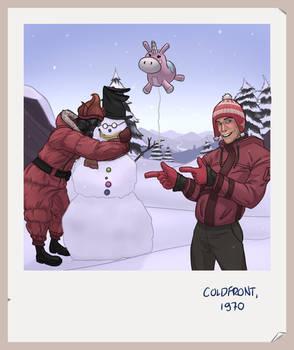Coldfront Companions
