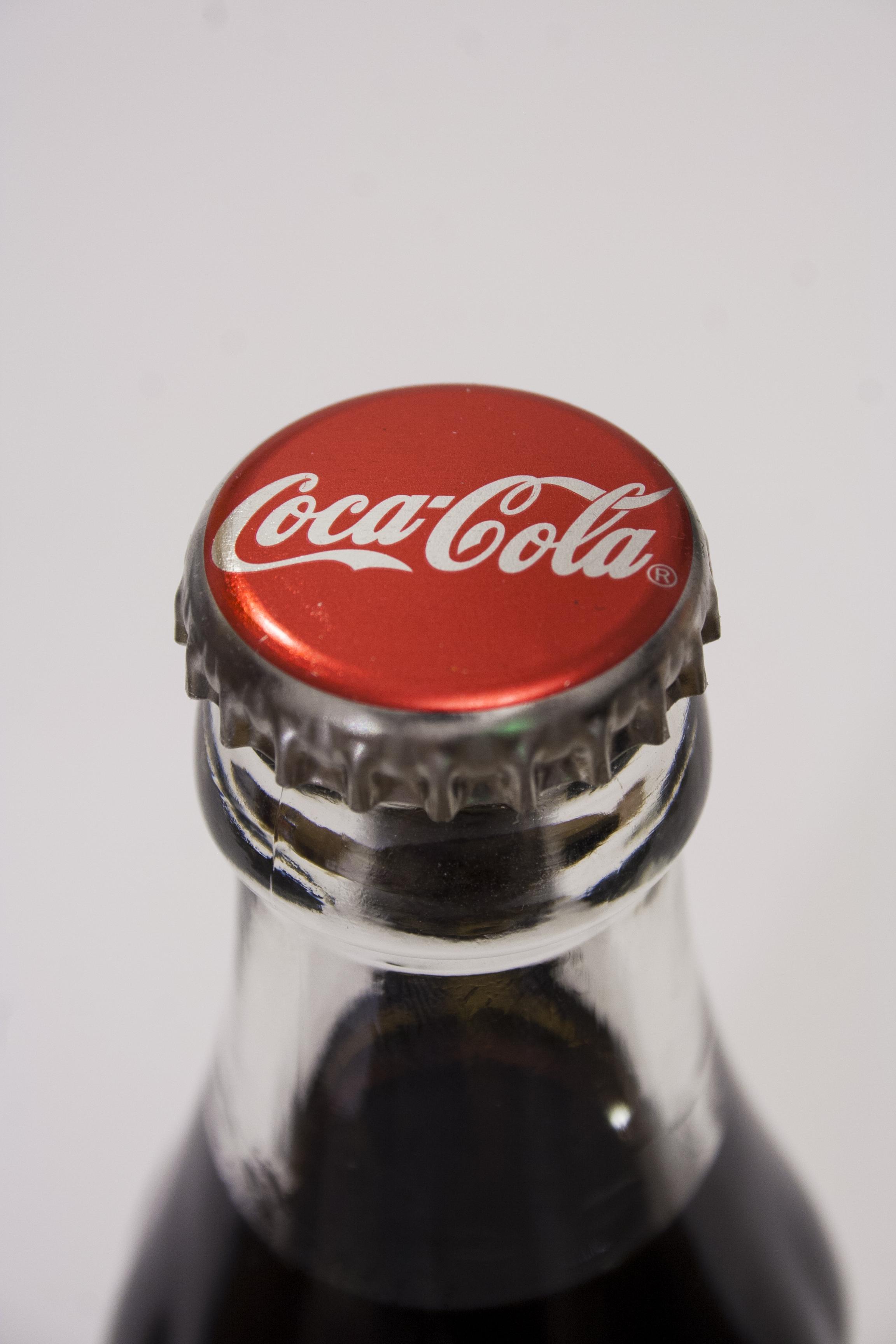Coca Cola cap 3 sun white by Saules-Meita