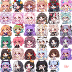 Pixel icon (Almond) August-October 2020