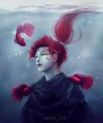 waterbreak by satan-jnr