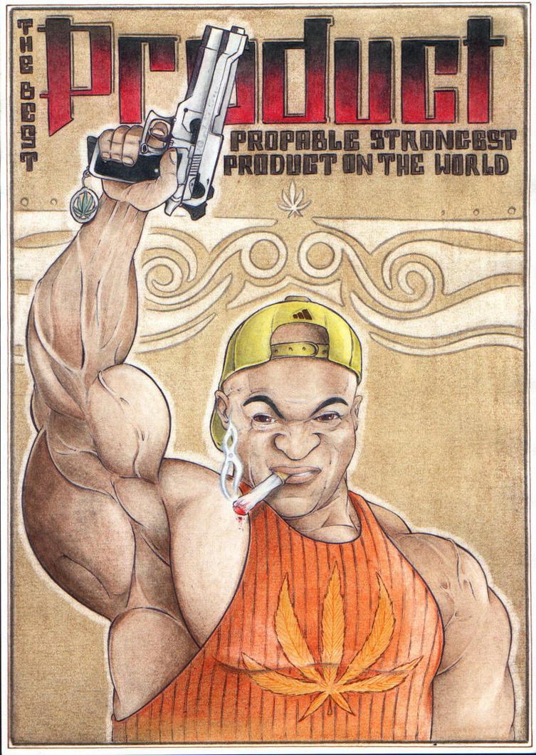 Strongman by Dominci