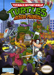 Teenage Mutant Ninja Turtles: Rescue-Palooza! Box