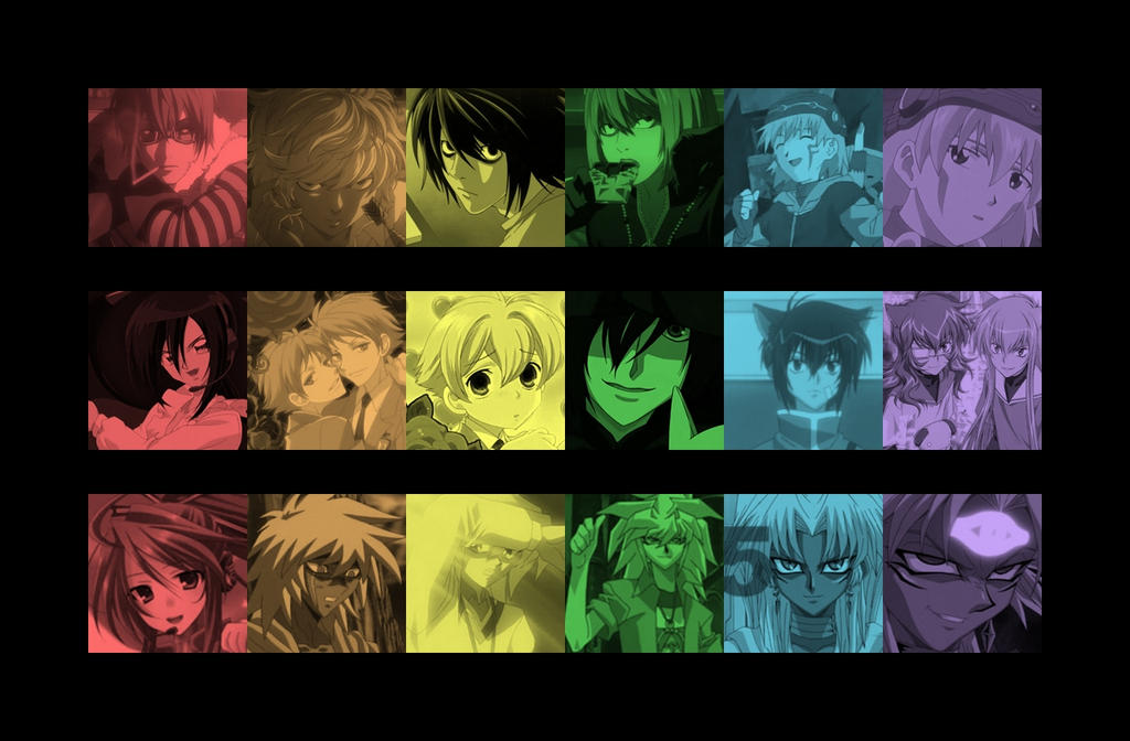 anime desktop wallpaper. Desktop Background: Anime guys