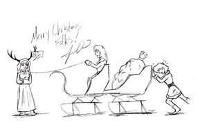 Christmas Filler, 2006 by Dolari