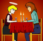 A Romantic Dinner at Home