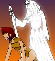 The Huntress by Dolari