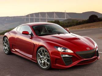 Mazda-Sprint concept by Morfiuss