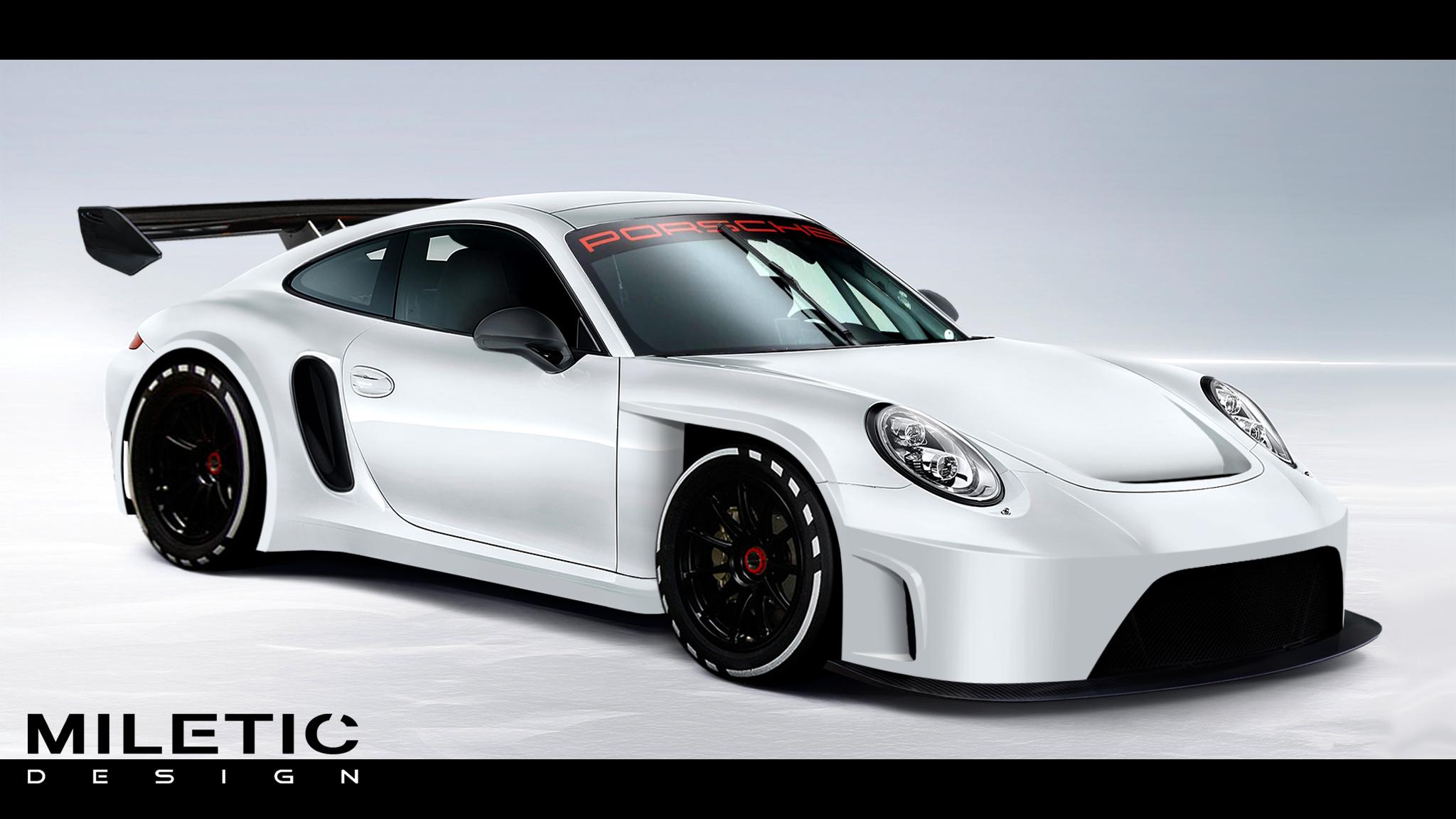 911_body_kit_design_by_morfiuss-d8cen1h Stunning Porsche 911 Gt2 Body Kit Cars Trend