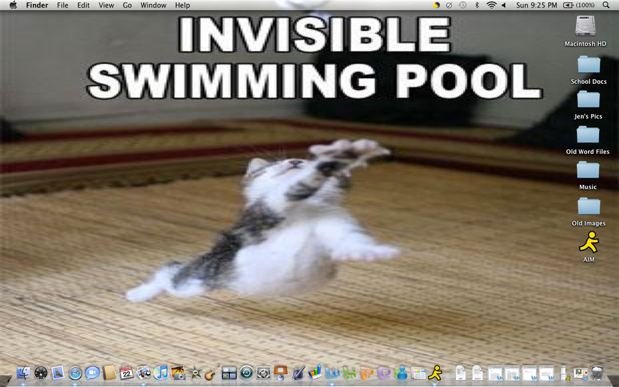 Invisible Swimming Pool Ftw By Jentehguardfanatic On Deviantart