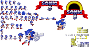 Sonic (S1, Sonic 3 Styled)