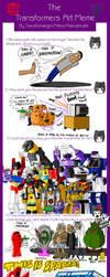 Transformers Art Meme by DarkEnergon
