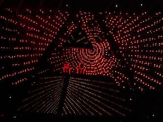 Daft Punk Concert by LectersLamb