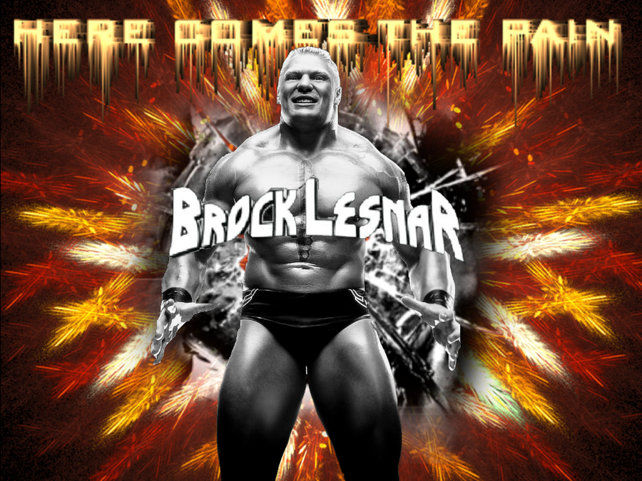Brock Lesnar Wallpaper By XZ5D