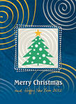 Merry Christmas and Happy New Year 2012 by houk