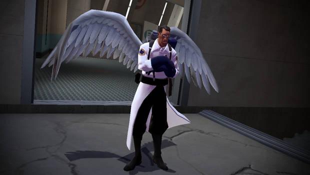 Sapphire is Medic