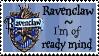 Ravenclaw Stamp by Kileaiya