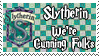 Slytherin Stamp by Kileaiya