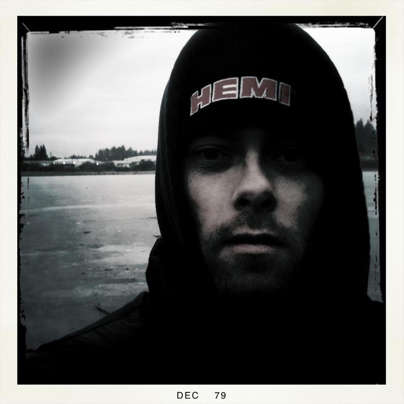 I'm freezing my HEMI off