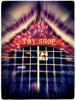 Toy Shop Explosion