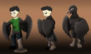 Req: anthro raven TF TG