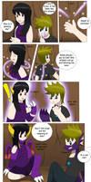 Comission: Cursed  Needle (Dragon Plushes TF)