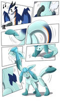 Glaceon Pooltoy TF