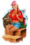 'Country Girl Deanna'