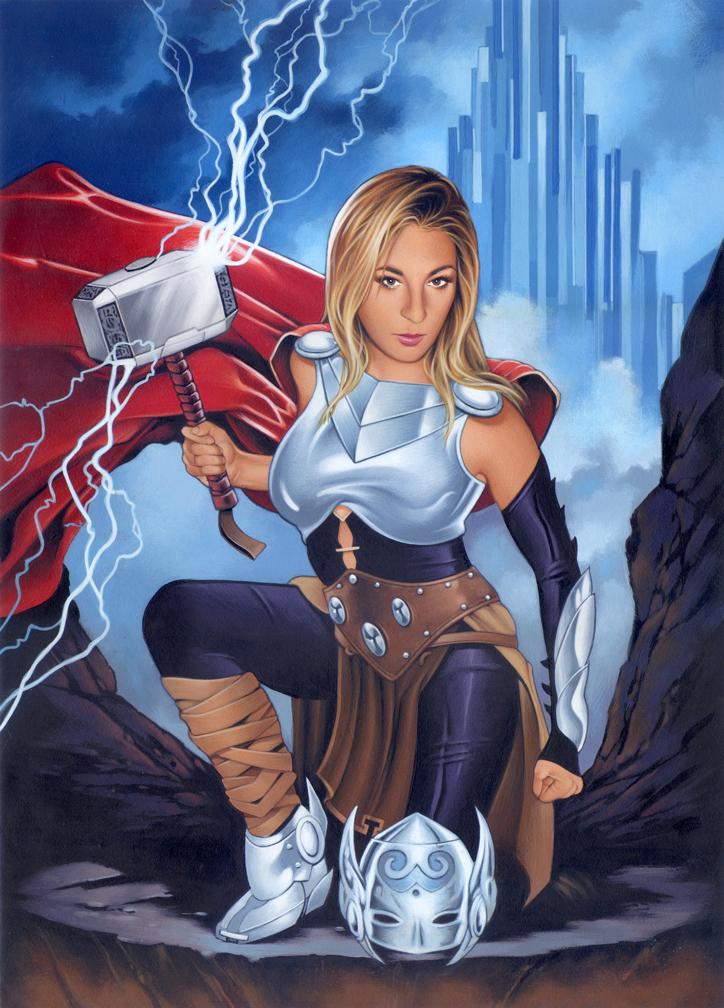Thunderstruck by davenestler
