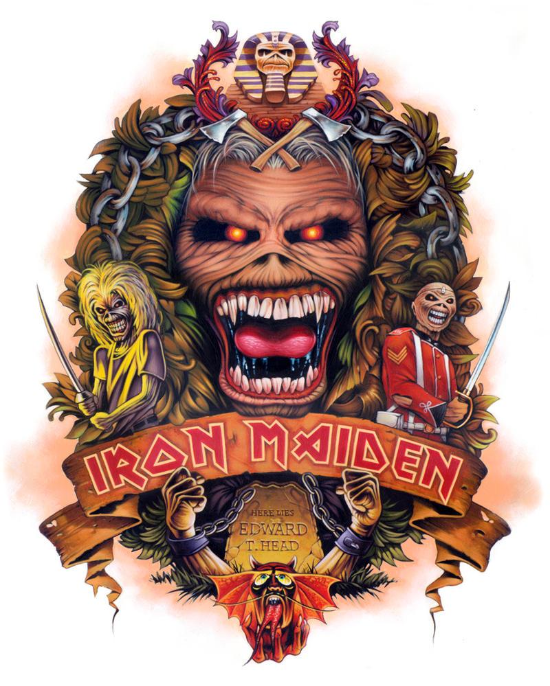 Iron-Maiden-FB by davenestler