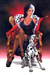 Cruella Deville by davenestler