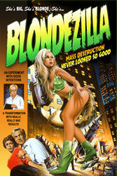 Blondezilla by davenestler