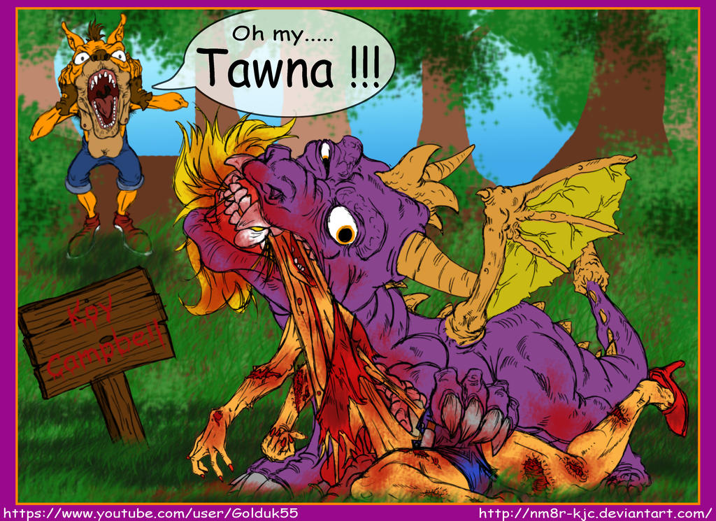 Crash Bandicoot what happened to Tawna by Koy Camp by NM8R-KJC ...