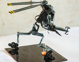 Droid 3d printed