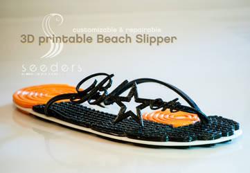 3d printable slipper