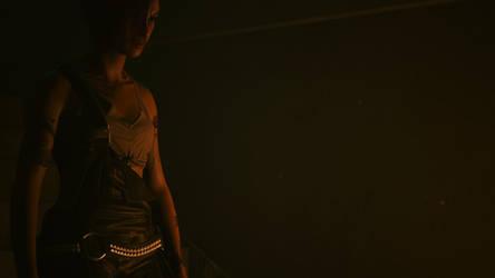Cyberpunk 2077 - Judy Long Night