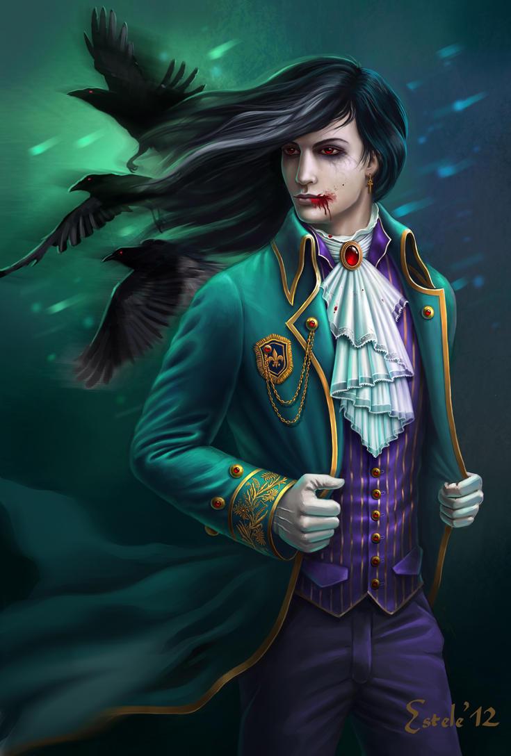 Vampire by Lanfirka on DeviantArt