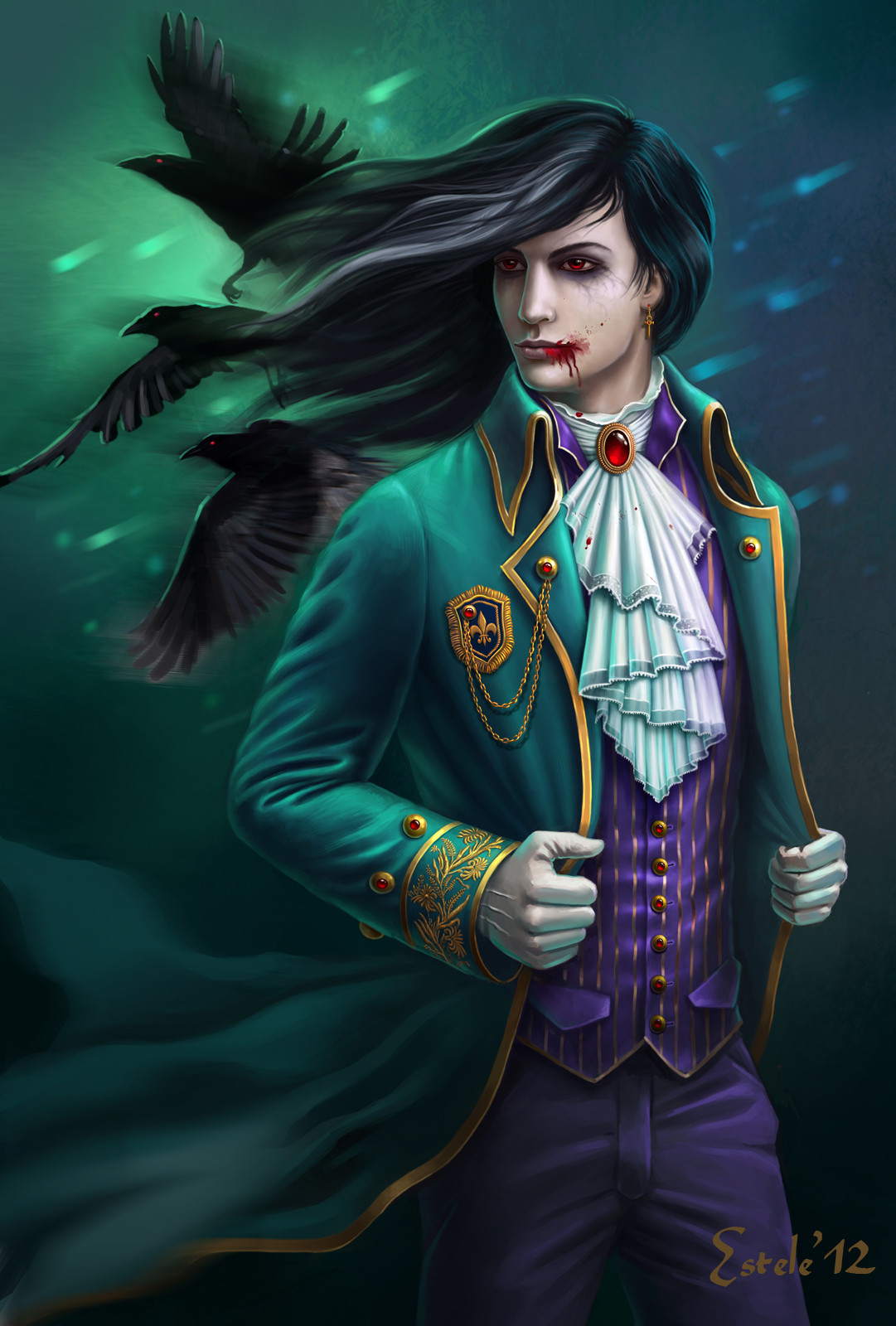 Vampire by Lanfirka