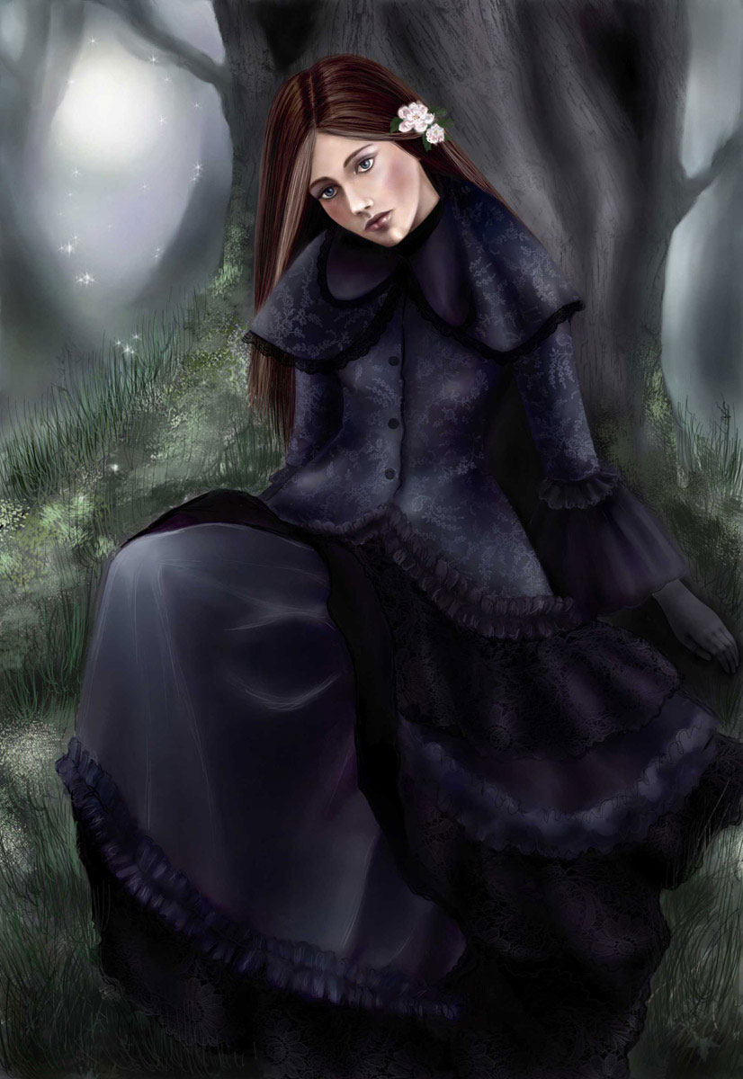 Dreams Of Woods By Lanfirka On Deviantart