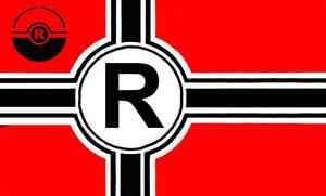 Team Rocket Nazi Flag Mod