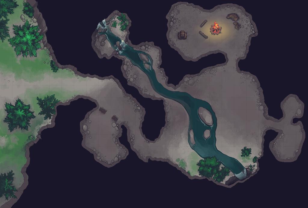 Kobold Caves by Aazure-Dragon
