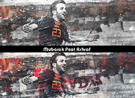 Van Der Vart - Ft Mubarak by ASHRAF-GFX