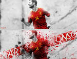 Xabi Alonso Spain - Ft Nour