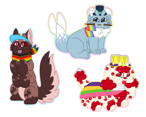 (Late) Pride Dogs