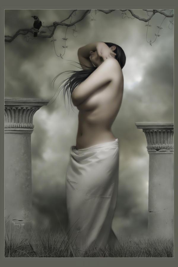 Raven by spiritsighs