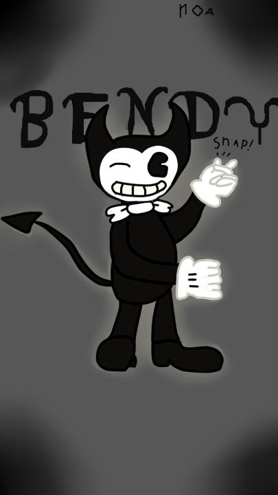 Bendy! X3 by NoaHaddock