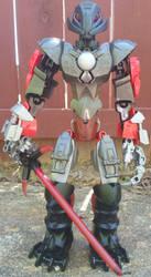 Makuta Teridax Revamp by Hulk98