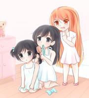 Childhood by Usa-Ji